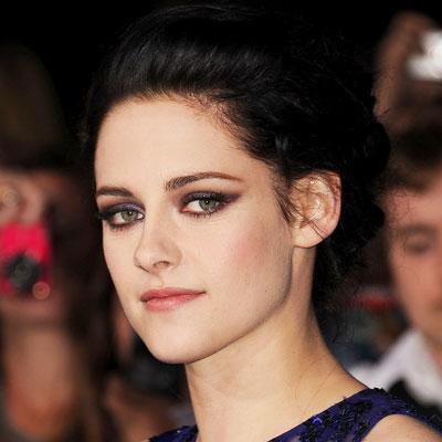 Get The Look: Kristen Stewart's Makeup At The 'Breaking Dawn Part 1' Premiere