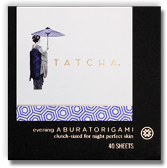 TATCHA Aburatorigami Evening Single Pack Blotting Papers