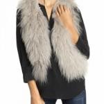 Vested Interest: Sabine Mongolian Fur Vest
