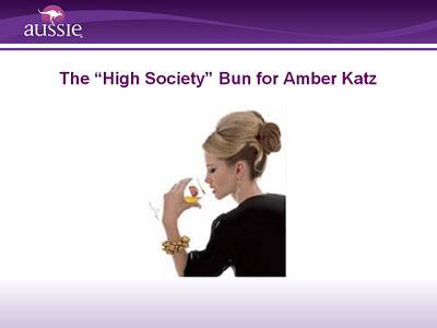 """Hair How-To: The """"High Society"""" Bun"""