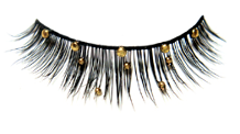 Holiday Party Ready: Goddess Lashes Mink Lash Strips