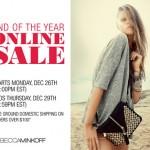 Rebecca Minkoff Online Sale Starting December 26