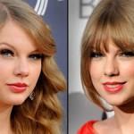 Taylor Swift's New Bangs
