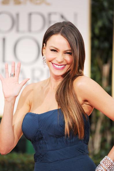 Golden Globes 2012 Get The Look: Sofia Vergara's Makeup