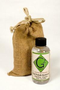 Seriously No-smell Remover: G2 Organics Odorless Nail Polish Remover
