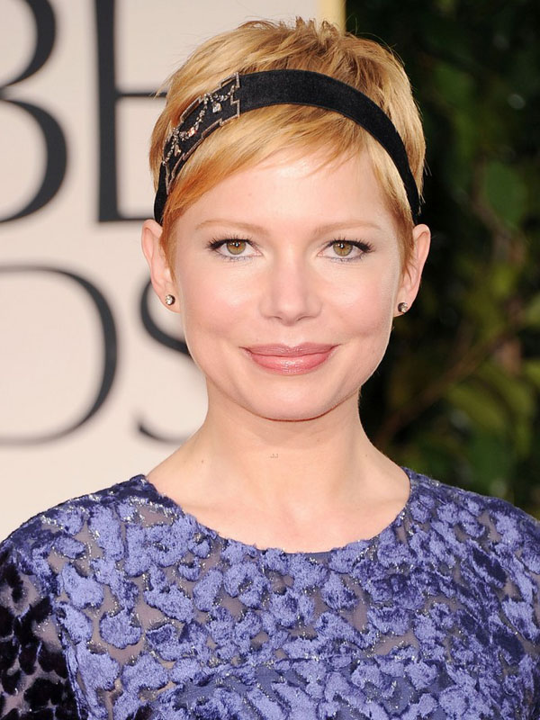 Golden Globes 2012 Makeup Michelle Williams Rouge 18
