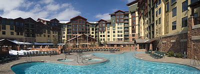 Travel Blogging Junkie: Grand Summit Hotel At The Canyons Resort in Park City, Utah