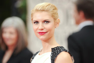 Get The Look: Claire Danes' Hair Color At The 2012 Golden Globes