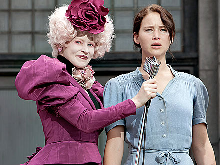 Joico Used On The Set Of 'The Hunger Games'