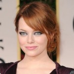 Golden Globes 2012 Get The Look: Emma Stone's Hairstyle