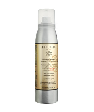 NEW: Philip B Russian Amber Dry Shampoo