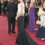 2012 Oscars Beauty: Sandra Bullock's Ponytail Hairstyle