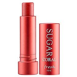 Fresh Sugar CORAL Tinted Lip Balm