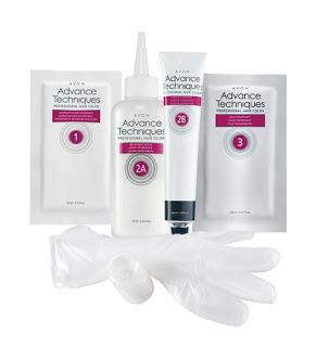 Avon Techniques Professional Hair Color