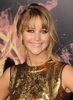 Get The Look: Jennifer Lawrence's Makeup At 'The Hunger Games' Premiere In LA