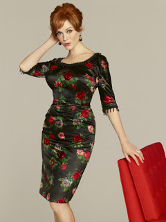 Get The Look: Joan Holloway's Man-Slaying Hairstyle