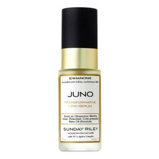 Juno, Your Face Worker: Sunday Riley Juno Transformative Lipid Serum Review