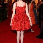 Get The Look: Emma Stone's Hair And Makeup At The 2012 Met Ball