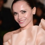 Get The Look: Christina Ricci's Hairstyle At The Met Gala 2012