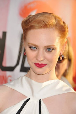 Get The Look: Deborah Ann Woll At The 'True Blood' Premiere