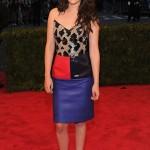 Get The Look: Kristen Stewart's Hairstyle At The Met Gala 2012