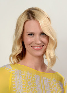 Get The Look: January Jones At The Young Hollywood Awards