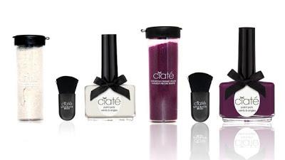 Beauty Velvet: The Ciaté Velvet Manicure + D&G Velvet Perfume Collection