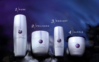New: TATCHA Skincare