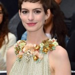 Get Anne Hathaway's Hairstyle At 'The Dark Knight Rises' London Premiere