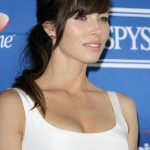 Get The Look: Jessica Biel's Hairstyle At The 2012 ESPYS
