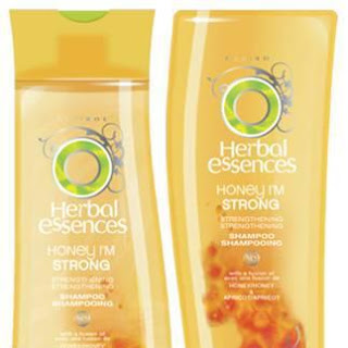 New: Herbal Essences Honey I'm Strong Review
