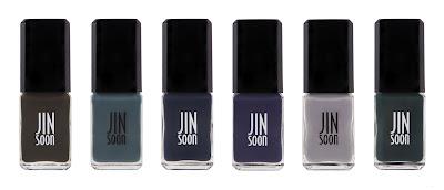 Fictionary: Jinius + Jin Soon Launches First Nail Polish Collection: JINsoon