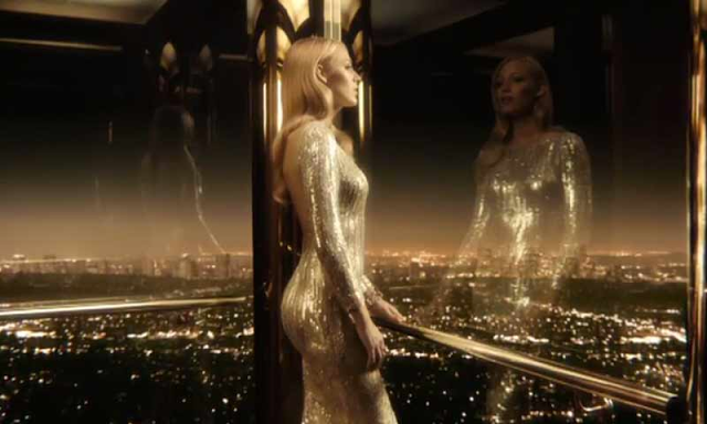 Blake Lively's Gucci Perfume Commercial