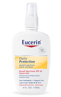 Giveaway: Eucerin SPF Products
