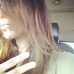 Kim Kardashian Dyes Her Hair A Lighter Brown