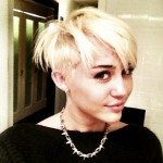 Miley Cyrus Cuts All Her Hair Off
