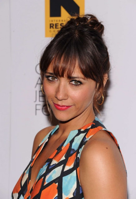 Get The Look: Rashida Jones' Makeup At The 'Celeste And Jesse Forever' Premiere