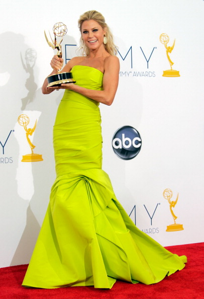 Julie Bowen's Hairstyle: Emmys 2012