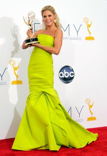 Julie Bowen's Hairstyle: Emmys 2012