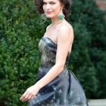 Milla Jovovich's Makeup: 28th Annual American Cancer Society DreamBall