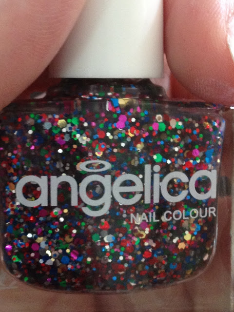 Angelica Nail Colour: Random Beauty Product From Another Country I'm Irrationally Obsessed With