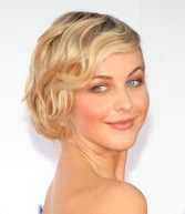 Julianne Hough's Makeup: 2012 Emmys