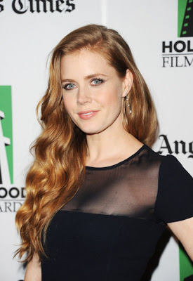 Get The Look: Amy Adams' Makeup At The 16th Annual Hollywood Film Awards Gala