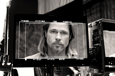 Brad Pitt For Chanel No. 5