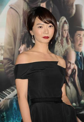 Get The Look: Doona Bae At The L.A. Premiere of 'Cloud Atlas'
