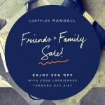 Loeffler Randall Friends & Family Sale