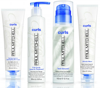 Make Your Paul Mitchell Curl Confession + Giveaway