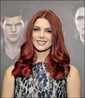 Ashley Greene Makeup: 'Breaking Dawn Part 2 Photo Call In South Africa'