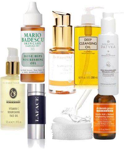 Oils To Restore Your Skin And Your Faith