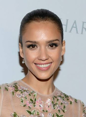 Jessica Alba's Makeup At The Baby 2 Baby Gala